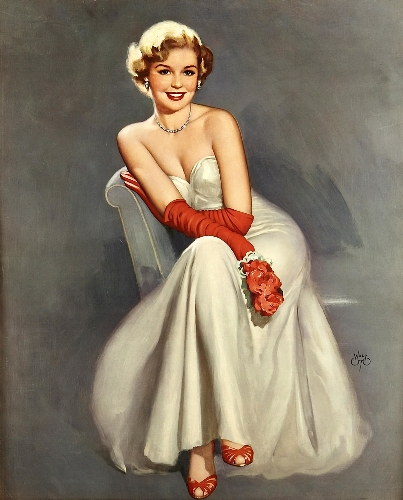 Pin-Up Art-21